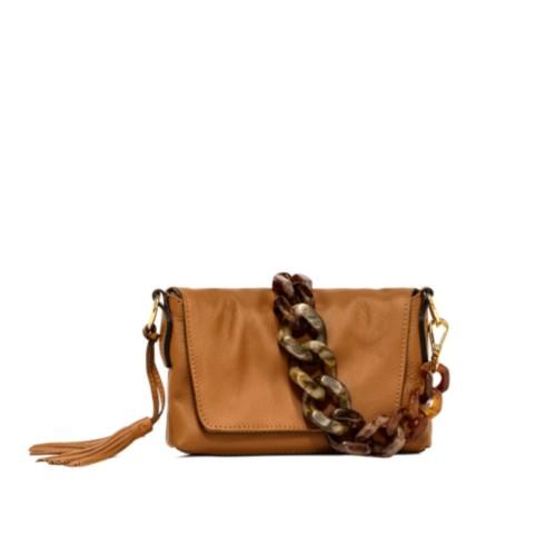 Gianni Chiarini Africa Tan Leather Bag