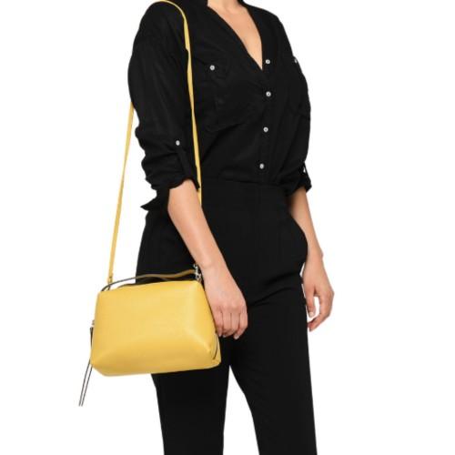 Gianni-Chiarini-Alifa-Medium-Yellow-Crossbody-Leather-Bag-2