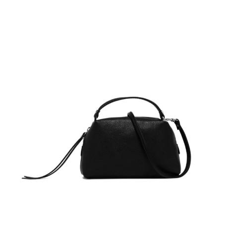 Gianni Chiarini Alifa Small Black Crossbody Bag