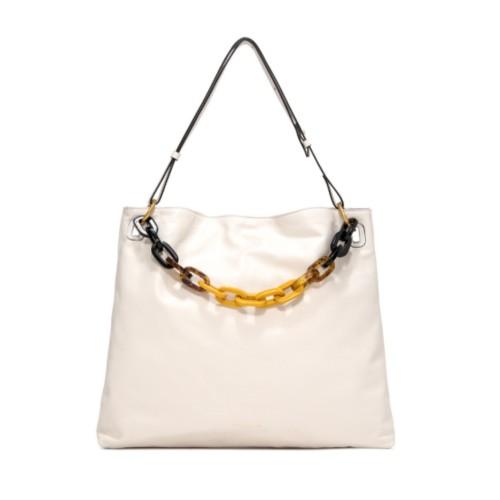 Gianni Chiarini Giuditta Large White Bag
