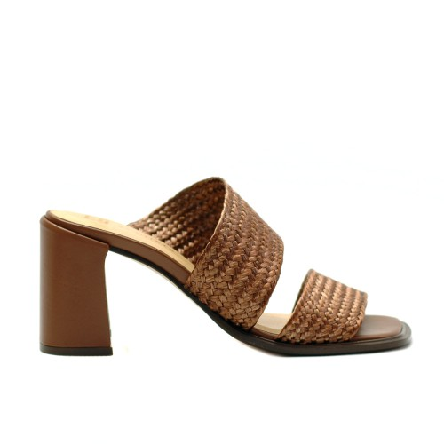 E8 Miista Elaina Brown Sandals