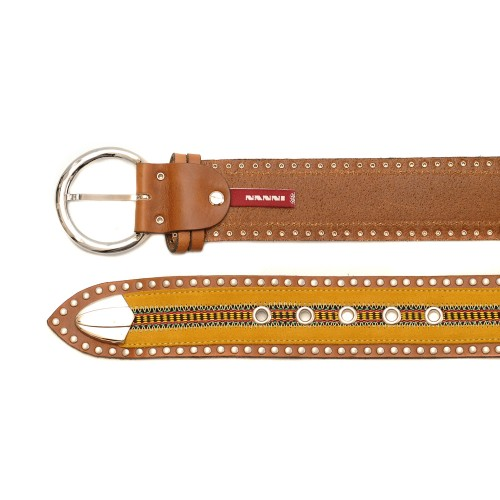 Nanni-Yellow-Leather-Belt-3