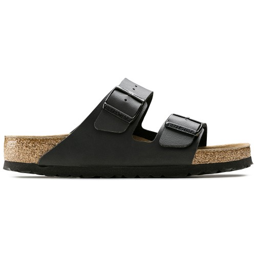 Birkenstock Arizona BS Black Slippers