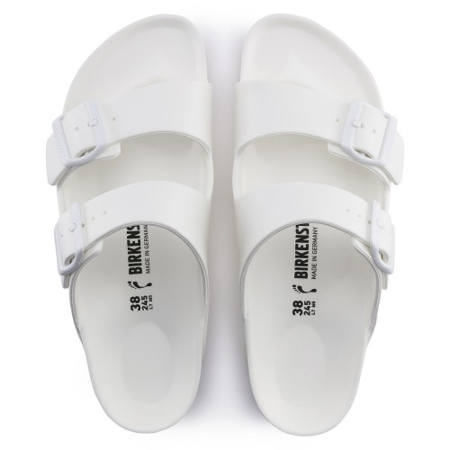 Birkenstock-Arizona-Eva-White-Slippers-2