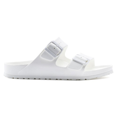 Birkenstock Arizona Eva White Slippers
