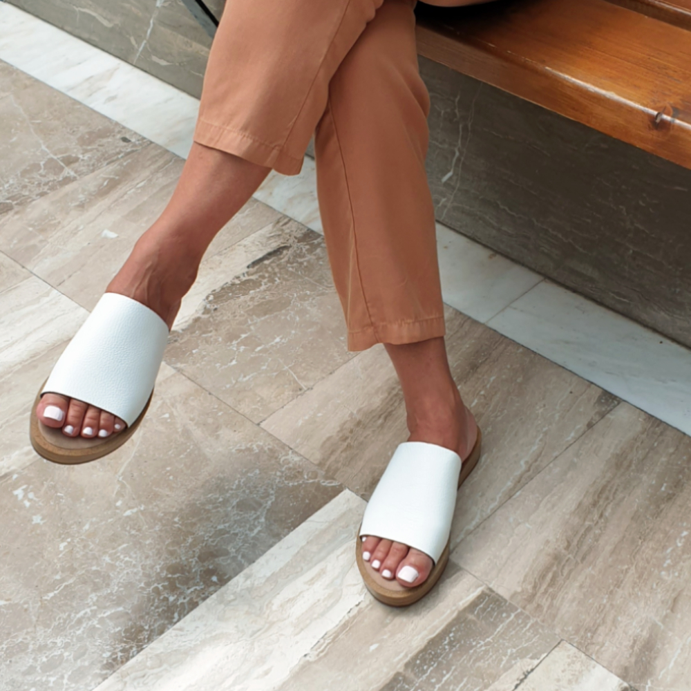 Maypol-White-Leather-Slippers-6