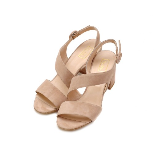 The-Bag-Beige-Suede-Block-Heel-Sandals-2