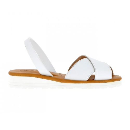 minorquines avarca platjia new white sandals