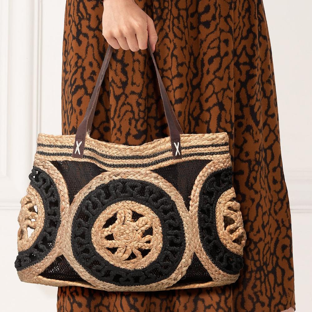 Unmade-Jute-Black-Net-Handbag-3
