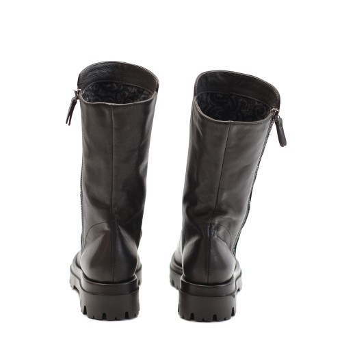 Lilimill Black Leather Boots 3