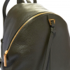 Coccinelle-Joy-Khaki-Grainy-Leather-Bag-3