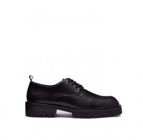 E8 By Miista Etta Black Brogues