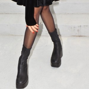 Vic Matie Ankle Boots Wedges 6