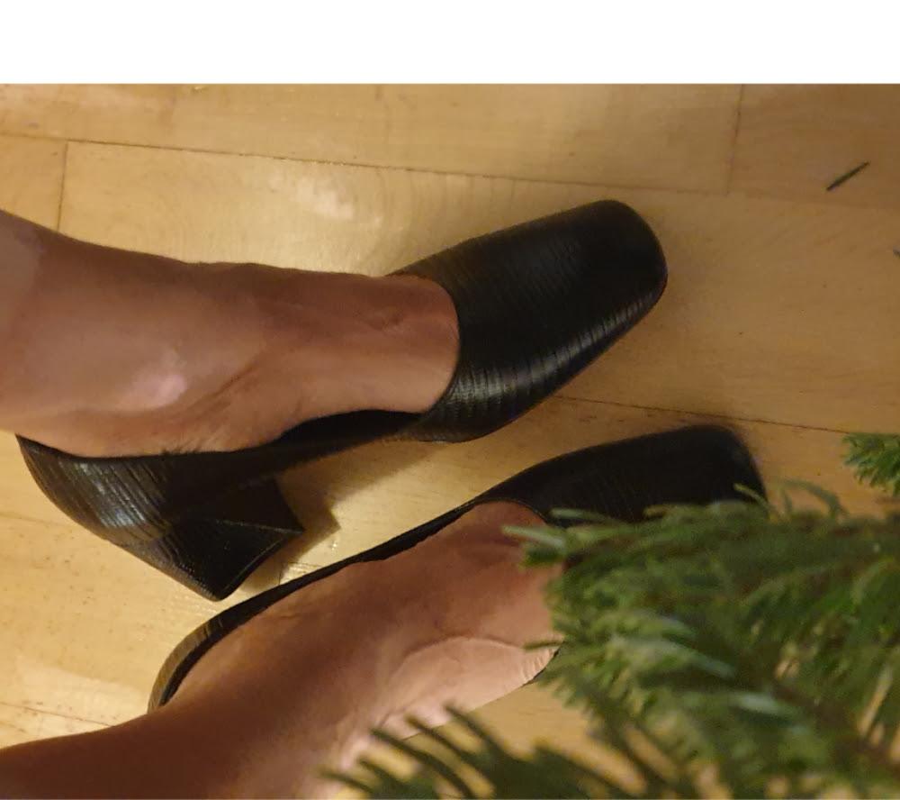 Miista Αloisie Bottle Green Lizard Effect Leather Heels