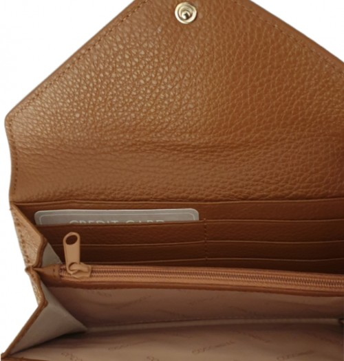 Coccinelle Taba Leather Wallet (1)