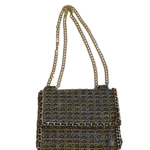 Elettra's Knitted Bag 1