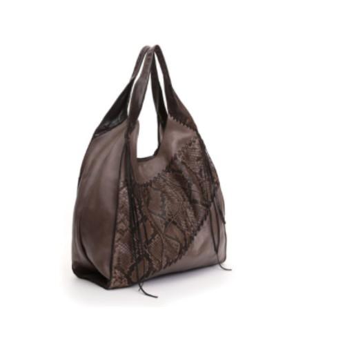 Caterina Lucchi Big Hobo Python Bag
