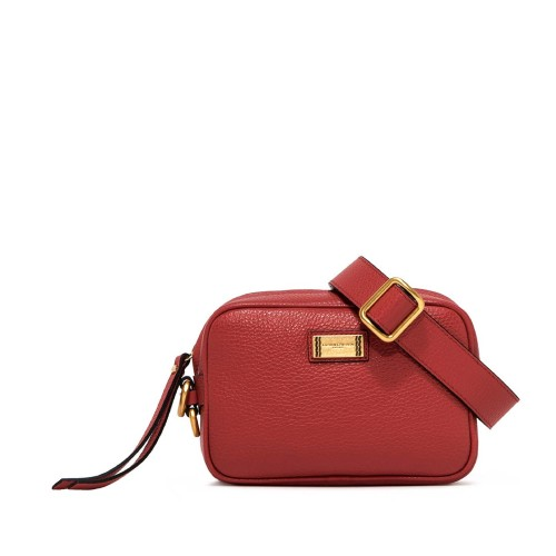Gianni Chiarini Alyssa Red Leather Crossbody
