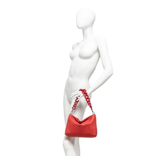 Gianni Chiarini Brenda Leather Shoulder Bag