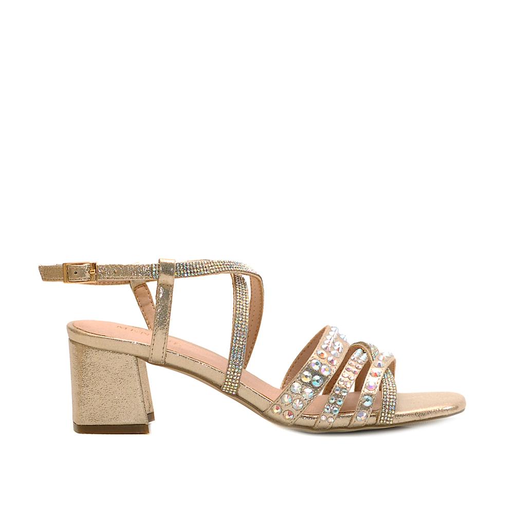 Menbur Bellizzi Strass Sandals