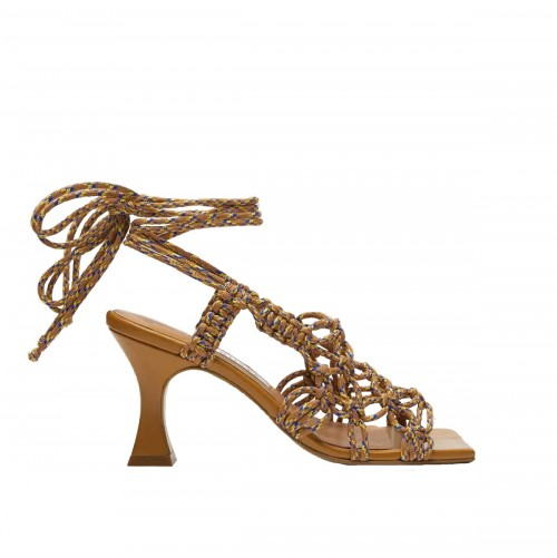 Miista Stephanie Camel Sandals
