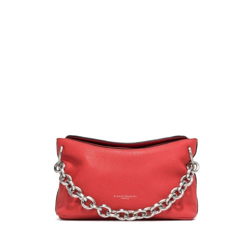 Gianni Chiarini Sophia Soft Red Leather Bucket