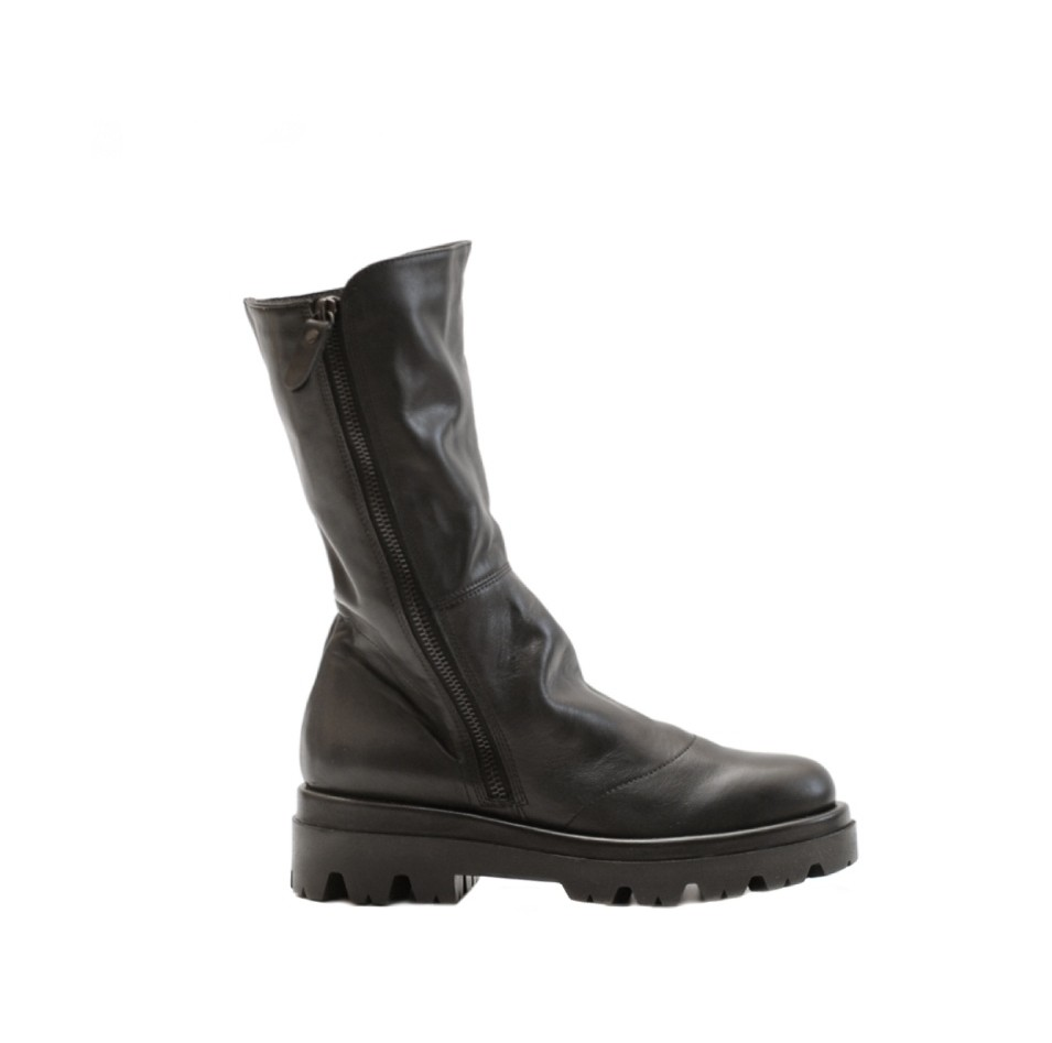 Lilimill Black Lether Boots