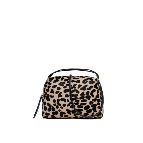Gianni Chiarini Alifa Medium Printed Handbag