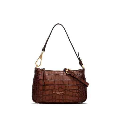 Gianni Chiarini Brooke Cuoio Printed Leather Bag