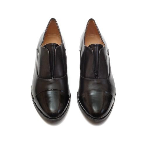 The Bag Medium Heel Black Shoes