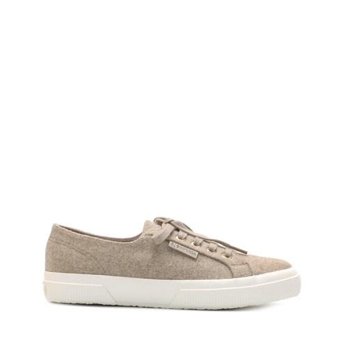 Superga 2750 Wool Effect Sneakers